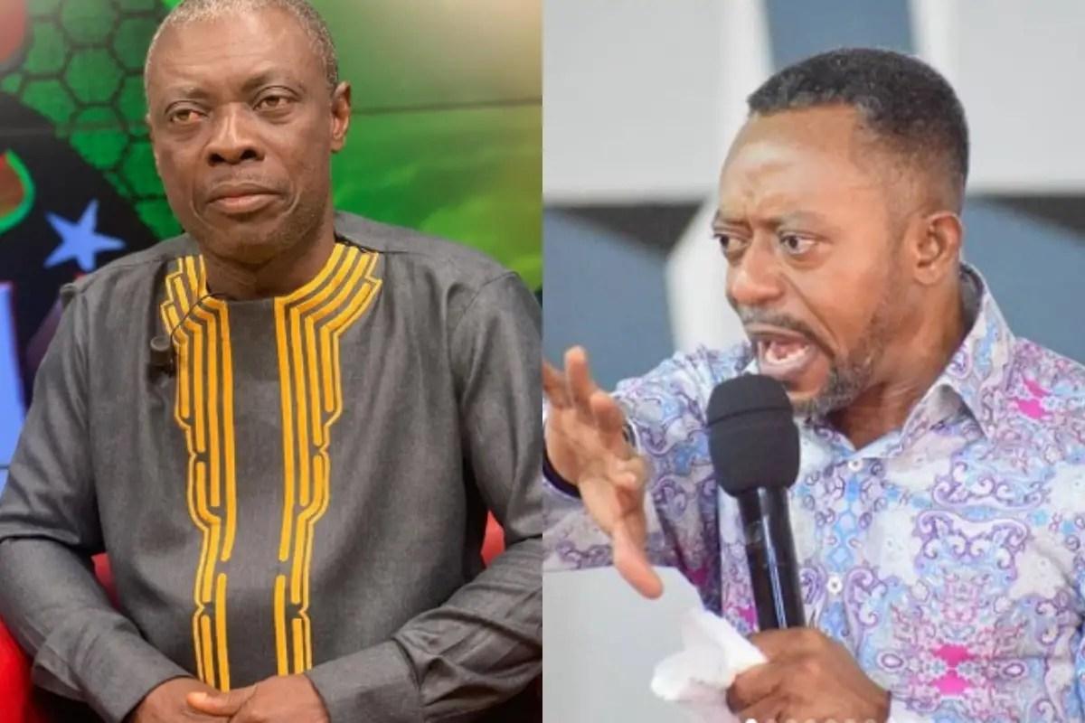I'll rejoice and pop Champagne if Owusu Bempah is jailed – Osofo Kyiri Abosom