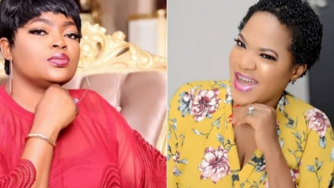 Actress, Toyin Abraham Opens Up On Alleged Beef With Funke Akindele