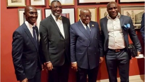 Akufo Addo flies to USA to organize fundraising towards National Cathedral Project