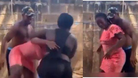 """Woman """"Fights"""" Her Sister For Trying To Seduce Her Husband (+VIDEO)"""
