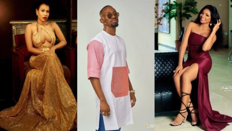 BBNaija 2021: Queen, Nini And Saga Evicted From The Big Brother House