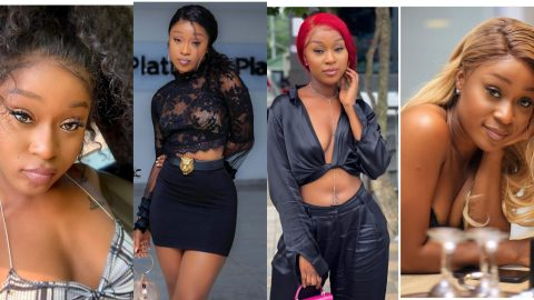 After Staying At Golden Tulip For Three Months, I Moved Into An Uncompleted Building When My Money Finished – Efia Odo