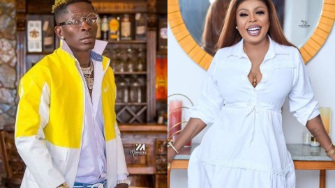 Shatta Wale and I are the only showbiz celebs in Ghana, we don't kiss ass- Afia Schwar sparks controversy