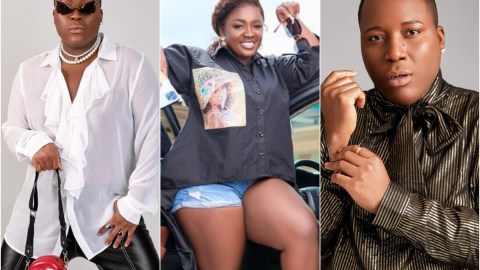 Let the vajayjay breathe- US-based Ghanaian fashion critique, Charlie Dior to Tracey Boakye, others