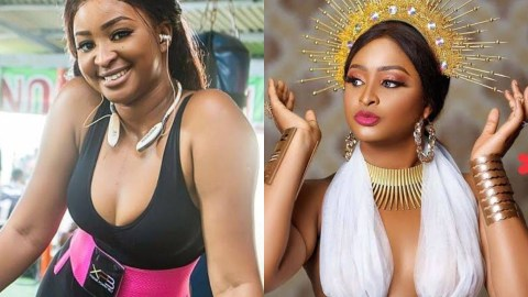 """Actress, Etinosa Idemudia Reacts To Claims Of Buying Her House After Doing 'Clitocurrency', Says """"Na We Dey Feed Men Sef"""""""