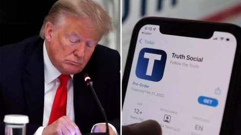 Trump To Wage War Against Facebook, Twitter With His New Social Media App 'Truth Social' Following Ban