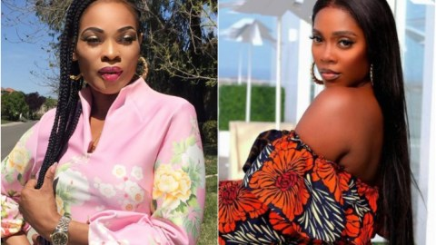 Georgina Onuoha Reacts As Tiwa Savage Allegedly Loses Four Major Endorsement Deals Over S£x Tape