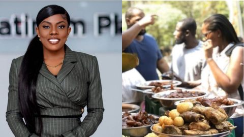 """""""Stop sending interns and NSS personnel on """"waakye"""" errands, they came to learn"""" – Nana Aba Anamoah to Ghanaian companies"""