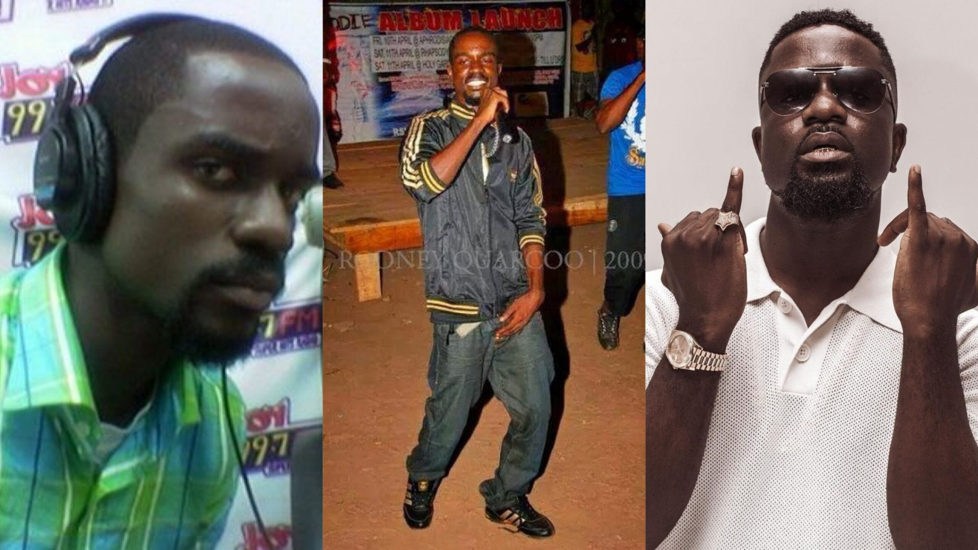 Dear Sarkodie: Remember the streets made you who you are; don't be an ingrate [Article]