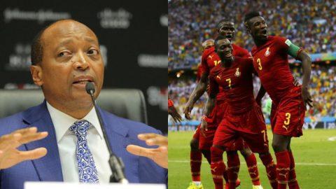 Ghana can win the World Cup – CAF President Patrice Motsepe