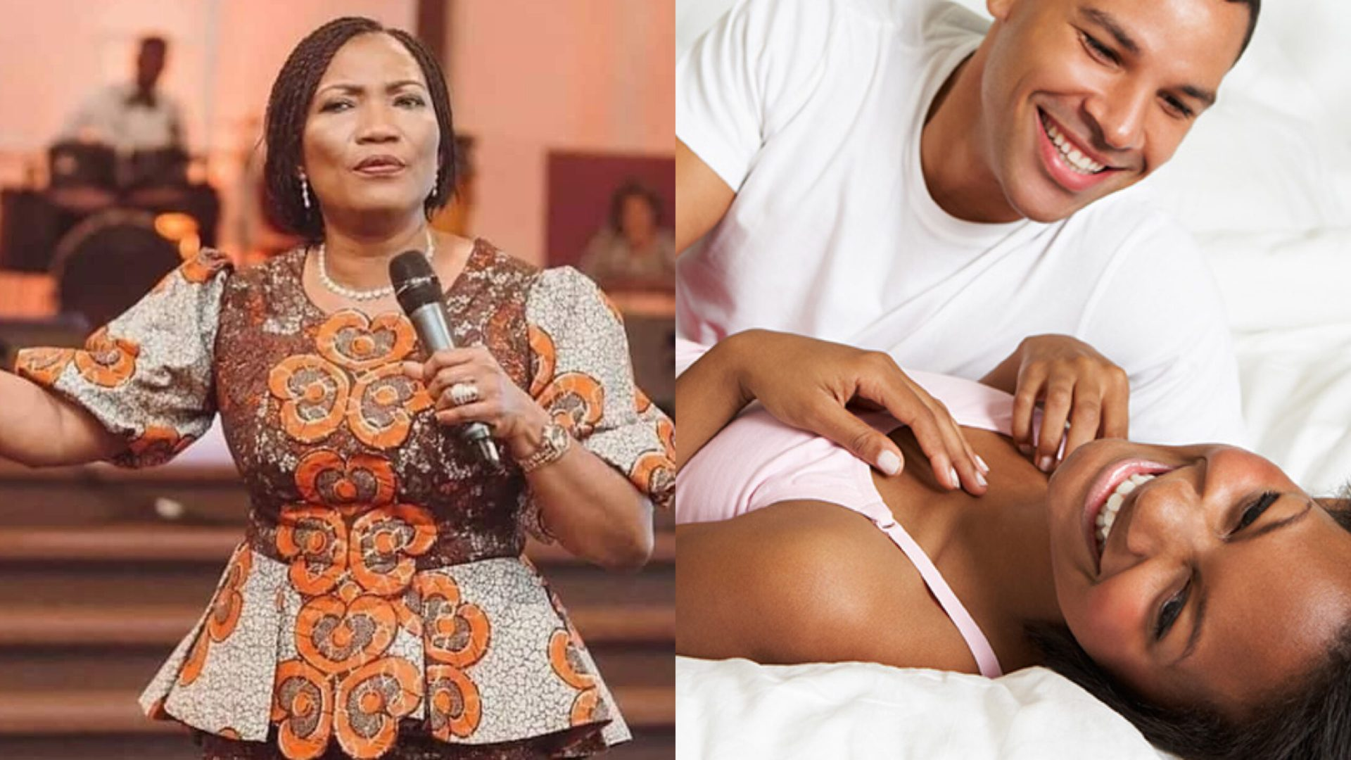 You need to thank your woman after s.ex because she gave out her body to you – Female preacher tells men in video