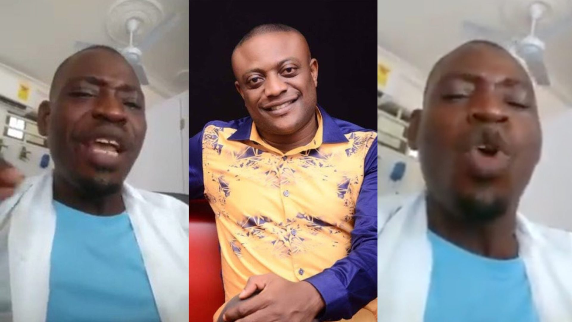 LGBTQ: Pharmacist claims Lawyer Maurice Ampaw is gay, reveals he supplies him pills and diapers for his dripping anυs [Video]