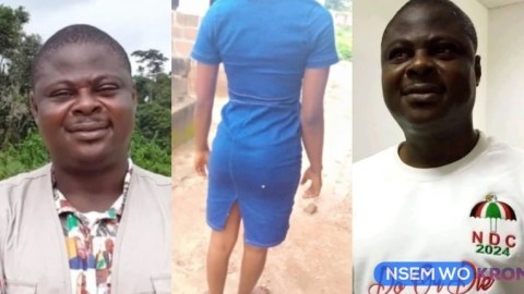 NDC suspends its Central Region communication officer for impregnating daughter
