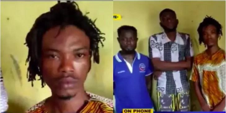 Asante Mampong Murderers