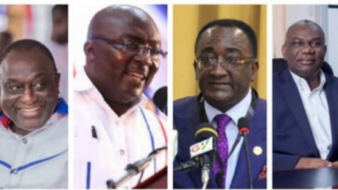 NPP's Messiah Revealed As The Party Prepares To Elect Its 2024 Presidential Flagbearer