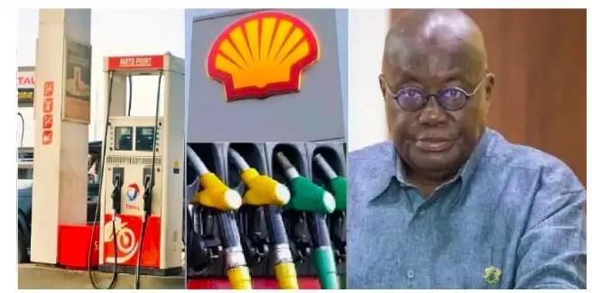 Fuel price in Ghana