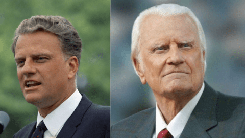 What was Billy Graham net worth when he died?