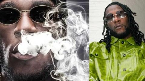 """Everybody smokes weed but no one admits it"" – Burna Boy speaks on why marijuana is illegal in Nigeria"