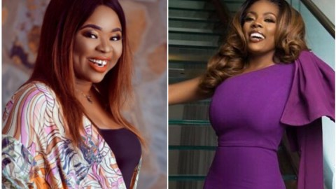 I'll deal with you for 'chopping' him- Adu Sarfowaa wages war on Nana Aba Anamoah as new 'vawulence' readies to unfold