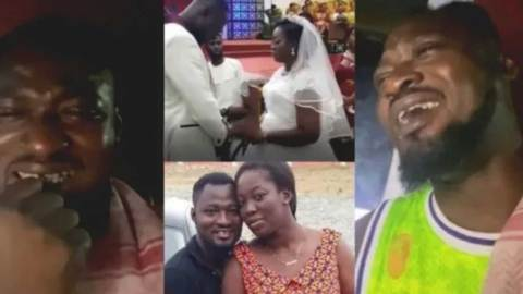 (+VIDEO) You won't give birth until you publicly apologize to me – Funny Face tells ex-wife