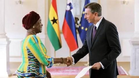 Ghana's ambassador to Italy, Hilda Quartey Koranteng dies of cardiac arrest