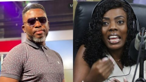 You Can't Allow One Thief Stop You From Doing Good – Kwame A Plus Advises Nana Aba