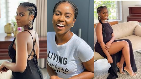 I Have A Boyfriend But He Is Not Ghanaian – MzVee Reveals