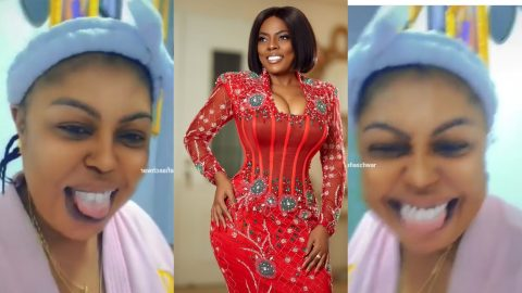 Does Afia Schwarzenegger Stay In The Same House With Me To Know If I'm Married Or Not? – Nana Aba Anamoah Fires Shots