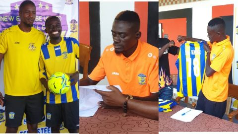 LilWin To Play For New Edubiase On A Two Year Contract (+Photos)