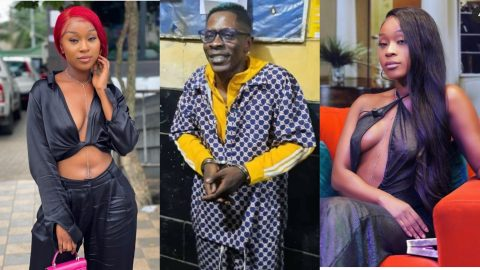 So The Men Of God In Ghana Didn't See That Medikal And Shatta Were Going To Be Arrested – Efia Odo
