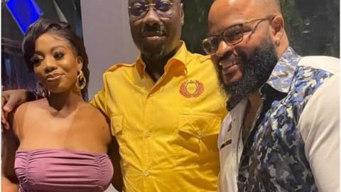 BBNaija's Whitemoney And Angel Finally Meet Billionaire, Obi Cubana [Video]