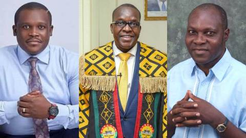 Western Countries have started denying Ghanaian MPs Visa over anti-LGBT Bill – Arthur Kennedy reveals