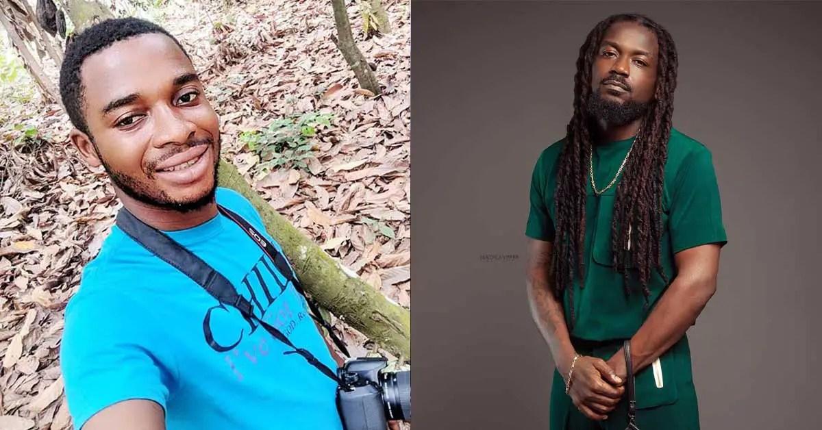 Samini joins Hopeson Adorye to attack Twene Jonas for criticising Akufo-Addo