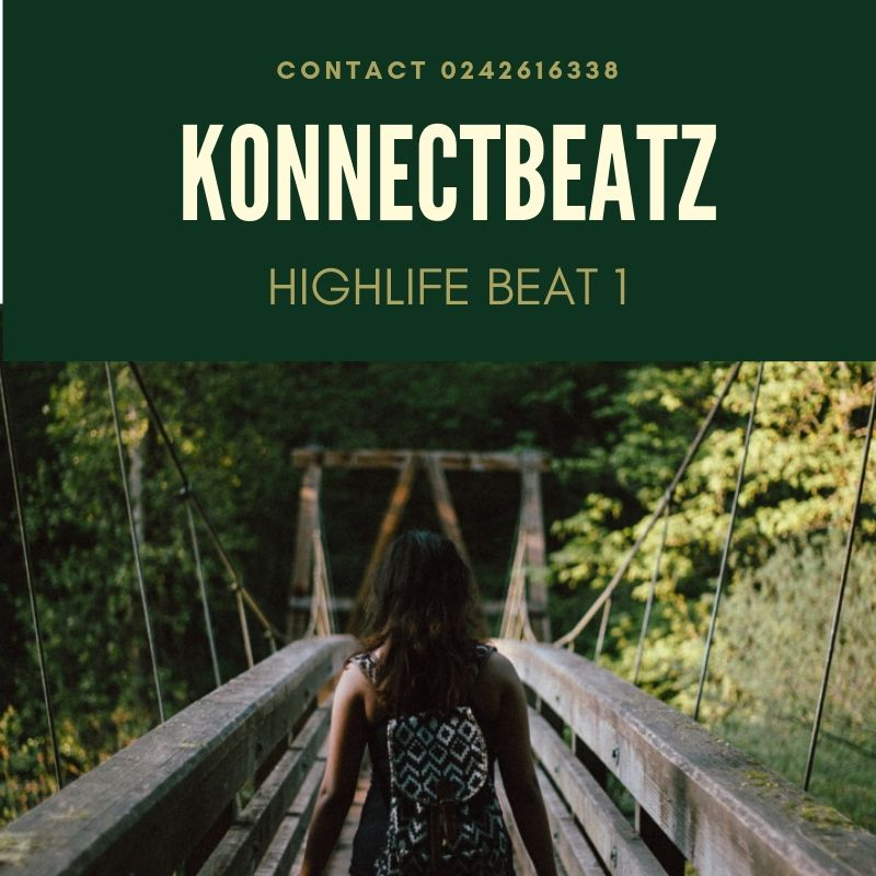 KonnectBeatz - Highlife Beat 1