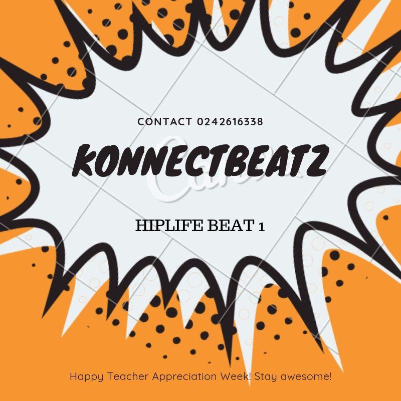 KonnectBeatz - Hiplife Beat 1