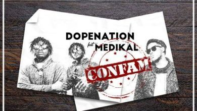 Photo of DopeNaton ft. Medikal – Confam (Official Video)
