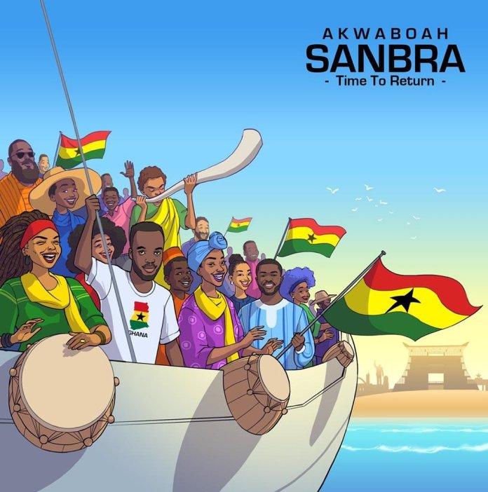 Akwaboah – Sanbra (Time to Return)