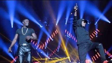 Photo of Akon Ft. Wizkid – Escape