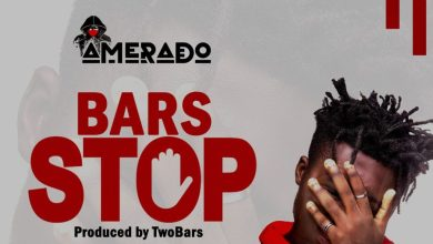 Photo of Amerado – Bars Stop (Prod. by TwoBars)