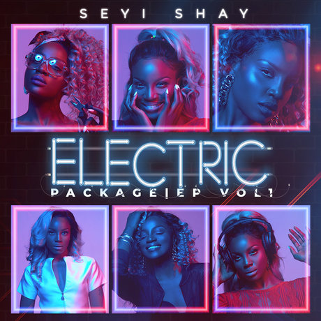 Seyi Shay ft. DJ Spinall , Vision DJ & King Promise – All I Ever Wanted (Official Video)