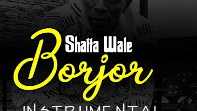 Photo of Shatta Wale – Borjor (ReProd. By Emrys Beatz)