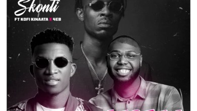 Photo of Skonti – Listen Ft. Kofi Kinaata & 4EB (Prod. By Skonti)