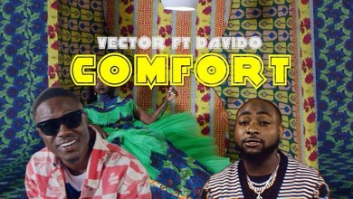 Photo of Vector ft. Davido – Comfort (Official Video)