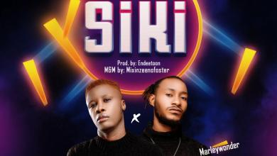 "Photo of Natureboy Djd – ""Siki"" ft. Marleywonder"
