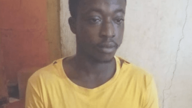 Photo of Just In; Man bites student's clitoris, gets 7-year prison term