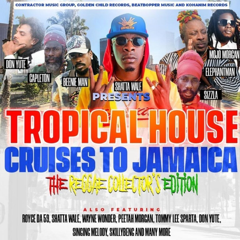 Shatta Wale – Dream (Tropical House Cruises To Jamaica Album)
