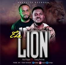Photo of AB Major Ft. Tony Richie – The Lion
