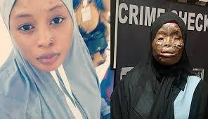 Beautiful Memuna entered a 'salon', she came out needing surgery