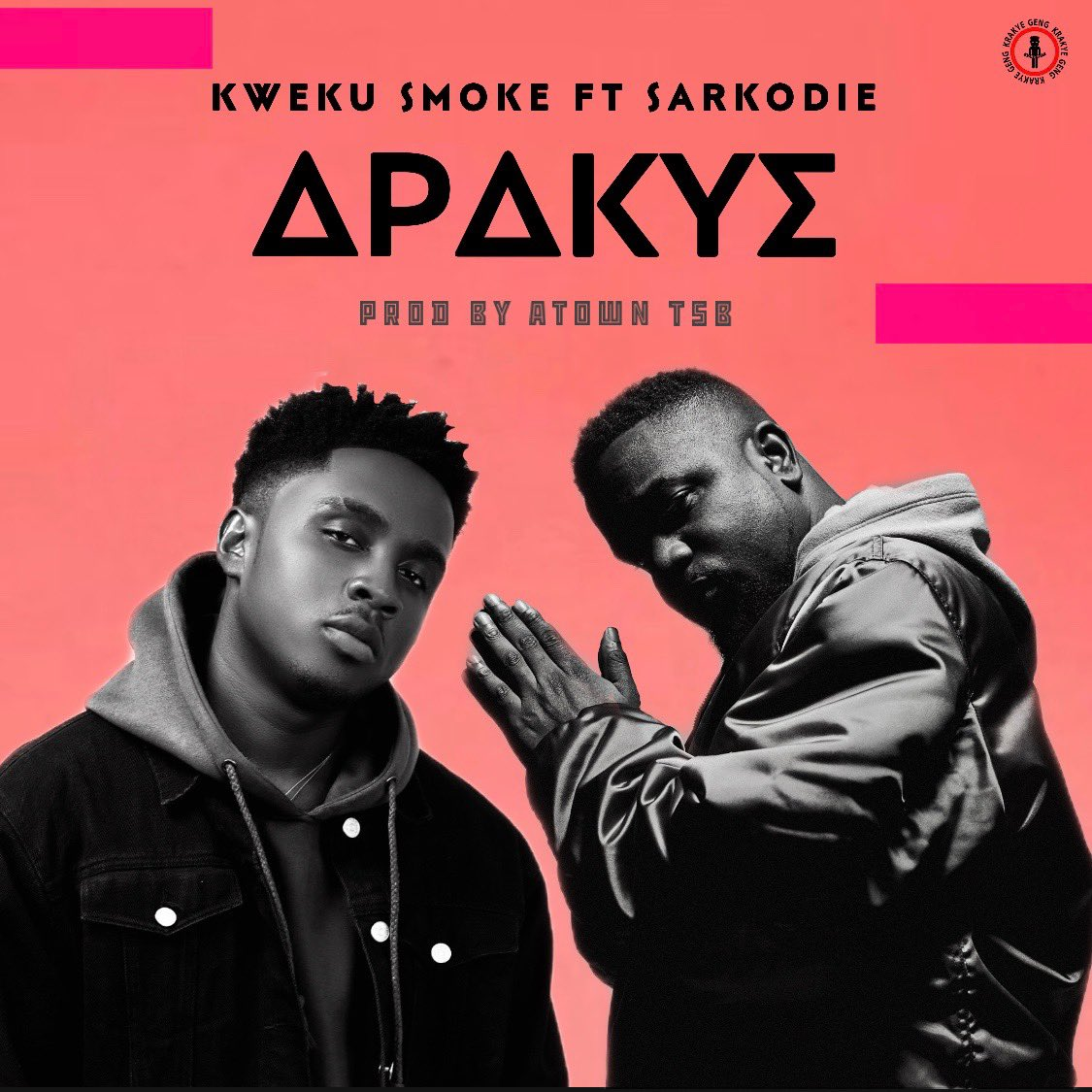 Kweku Smoke - Apakye ft Sarkodie