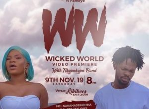 Photo of Tiisha – Wicked World ft Fameye